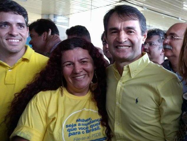 Prestigiadíssimo na gestão Romero Rodrigues, suspeito de explodir bancos também garantiu a mãe na folha