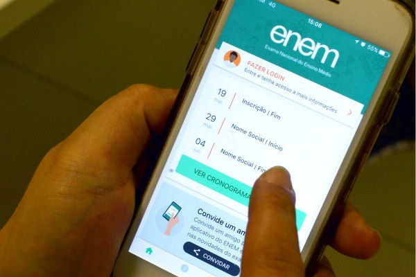 Estudante tem até este domingo para garantir isenção na taxa do Enem