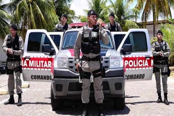 Tentativa de fraude: Concurso da PM e Bombeiros PB tem sete pessoas detidas