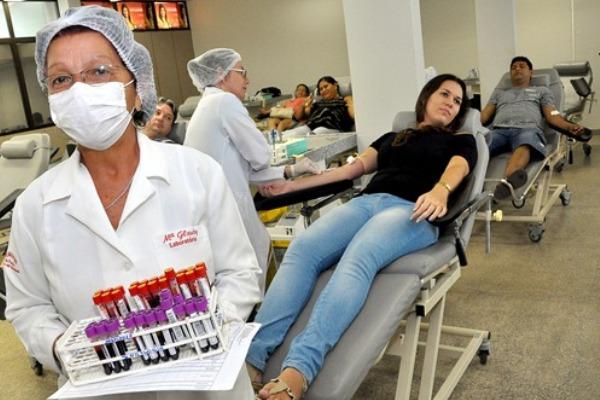 Hemocentro da Paraíba abre no dia de Corpus Christi para atender doadores