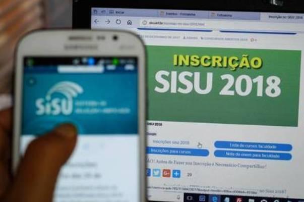 Sisu: matrícula e lista de espera começam hoje