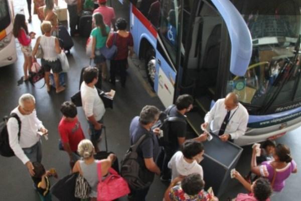Autorizado reajuste das passagens de transportes interestaduais