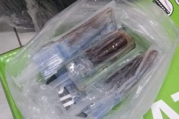 DNA encontrado em seringas e agulhas no Parque do Povo não é de sangue humano