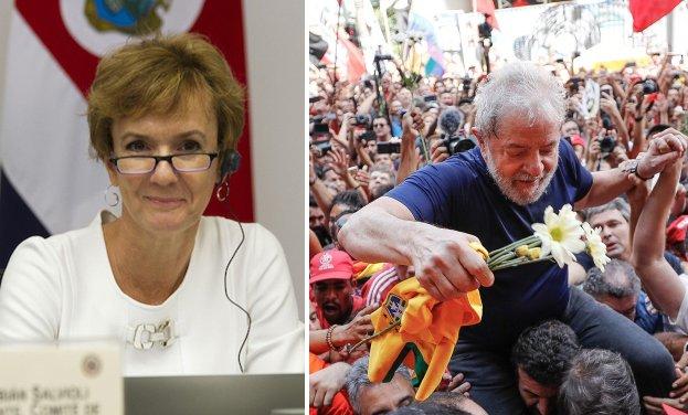 Para ONU, Brasil tem obrigação de cumprir decisão que defende candidatura de Lula