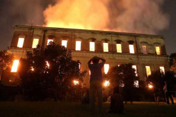 Risco de incêndio no Museu Nacional já havia sido denunciado 2 vezes ao Ministério Público