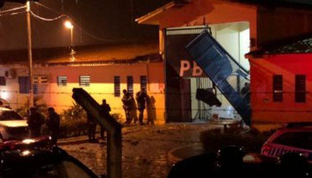 Um mês após a explosão, Romarinho e outros 41 presos seguem foragidos do PB-1