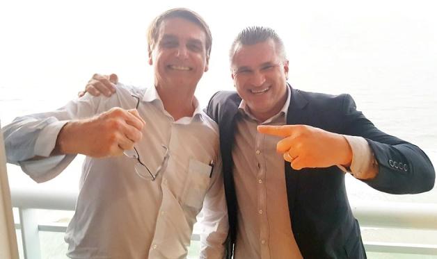 Bolsonaro exclui Julian Lemos de reunião de fundação de novo partido