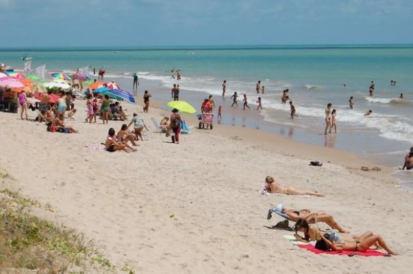 Cinco praias estão impróprias ao banho nesse fim de semana no litoral paraibano