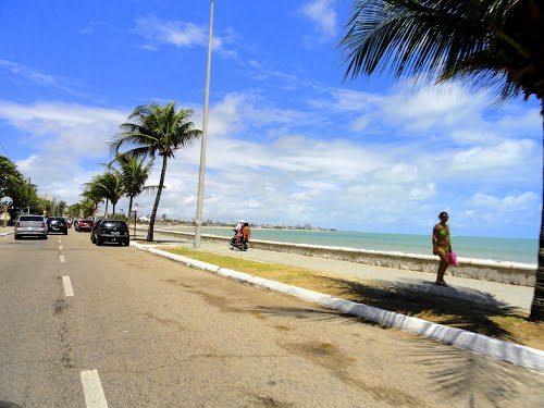 Sudema classifica trechos das praias de Manaíra, Cabo Branco e Penha como improprias para banho, em João Pessoa