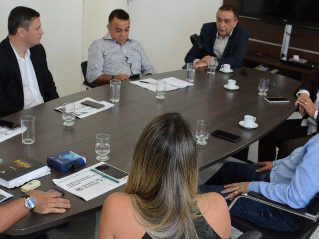 Em reunião com a AMIDI, Secom-PB apresenta novo modelo de veiculação de mídias digitais