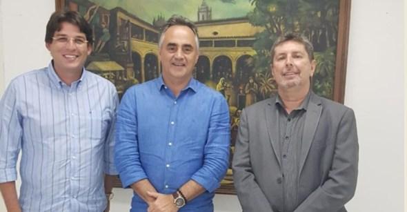 Vereador Humberto deixa oposição para integrar base de Cartaxo