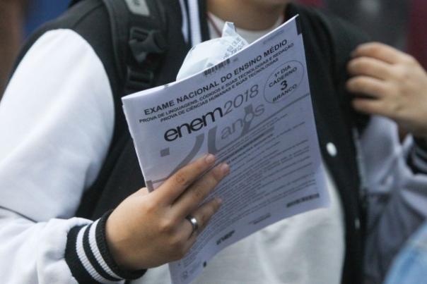 Inep divulga notas do Enem na próxima sexta-feira