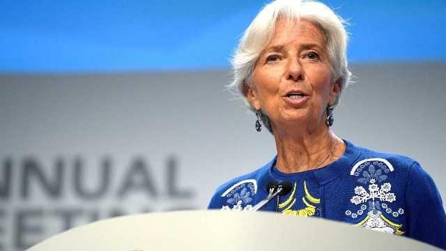 Diretora do FMI alerta para risco de crise econômica global