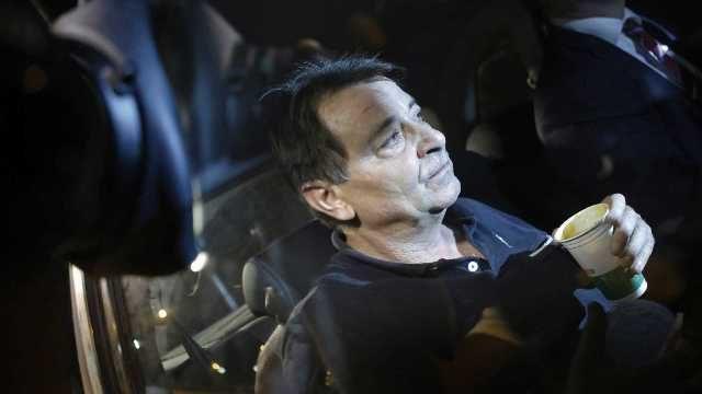 Italiano Cesare Battisti é preso na Bolívia