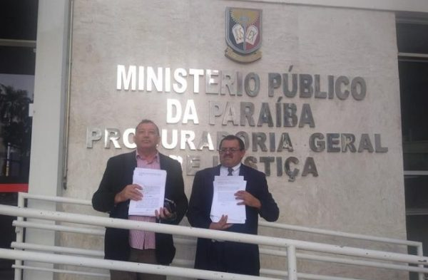 Jornalista faz grave e robusta denuncia ao MP e TCE contra o prefeito de Soledade