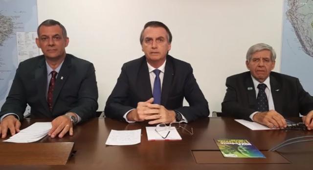 Ibope: Bolsonaro tem aprovação de 34%, pior que FHC, Lula e Dilma no 1º mandato