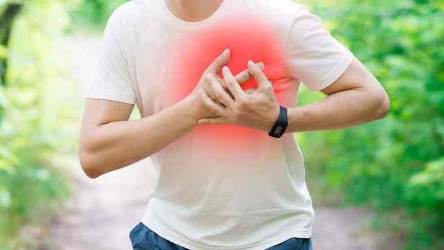 Atletas de fim de semana tem oito vezes mais chances de infarto