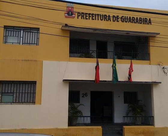 Começam hoje as inscrições para o concurso da Prefeitura de Guarabira