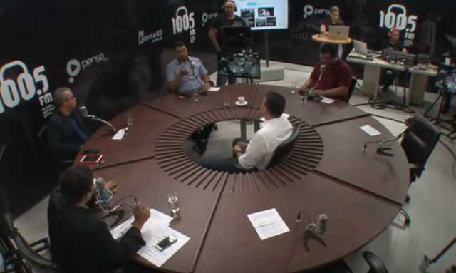 Assista ao 360 Graus e tire suas próprias conclusões após assistir o debate com seis opiniões diferentes