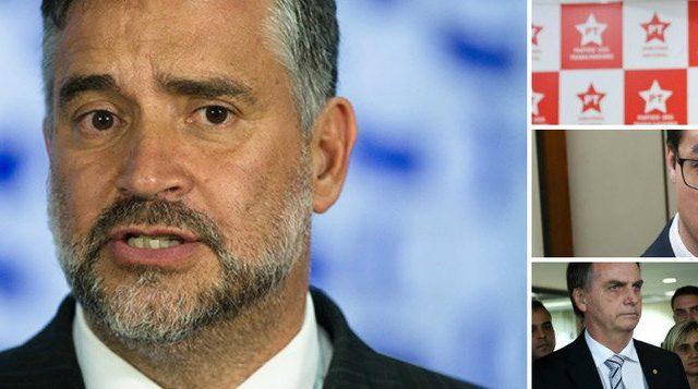 """Pimenta vê """"desespero"""" em Moro, Dallagnol e Bolsonaro com entrevistas de Lula"""