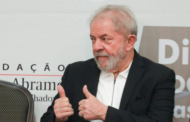 Lula poderá conceder entrevistas à imprensa, decide presidente do STF