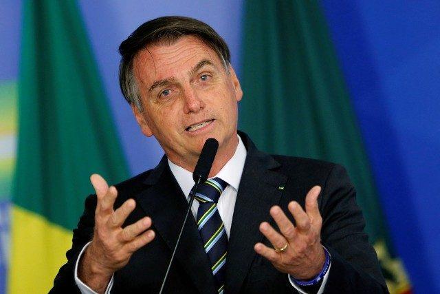 Nos EUA, empresas desistem de patrocinar homenagem a Bolsonaro