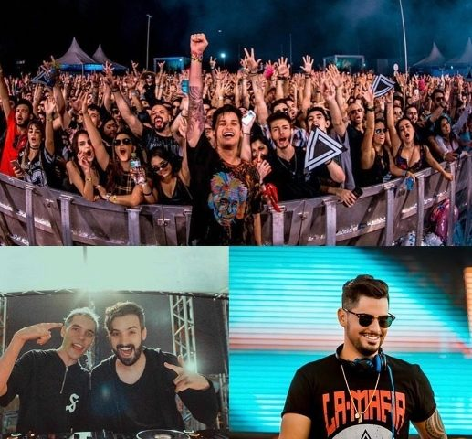 COMMENTSCOOL, o maior Festival de música eletrônica da Paraíba