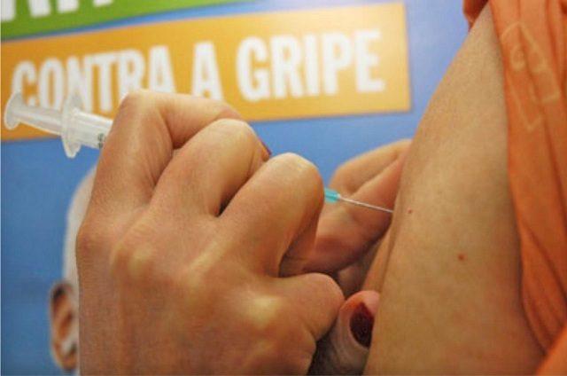 Toda a população pode se vacinar contra a gripe a partir de hoje
