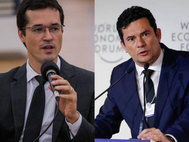 Novos diálogos de Deltan e Moro expõe polarização dentro do Ministério Público