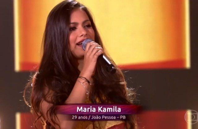 Paraibana é classificada na primeira noite do The Voice Brasil