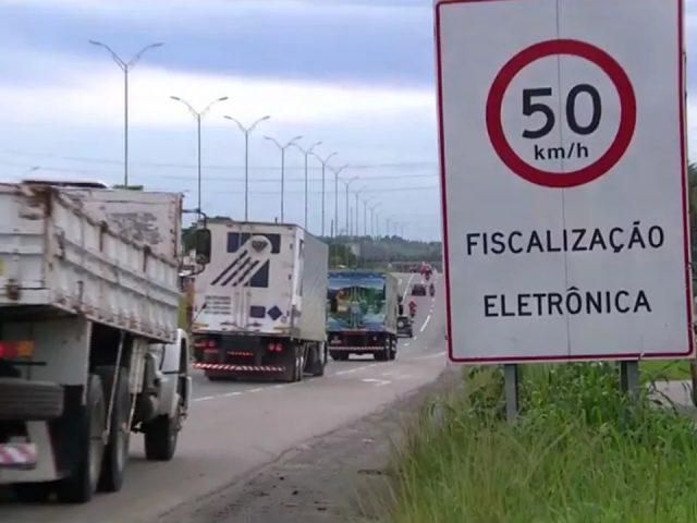 Somente no Sertão, Paraíba tem 35 radares em funcionamento em rodovias