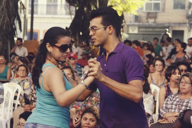 Grupo Luar do Sertão se apresenta neste sábado na Praça Rio Branco