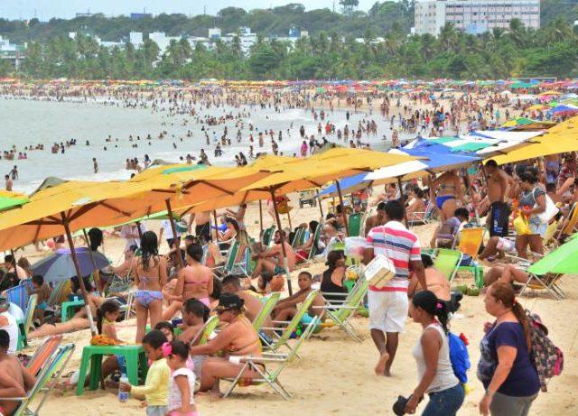 Sudema classifica oito trechos de cinco praias no litoral paraibano como impróprios para o banho