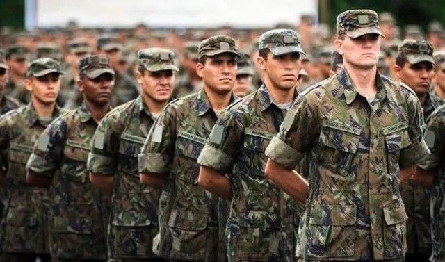 Exército abre concurso com remuneração de até R$ 6,9 mil e destina vagas para CG e JP