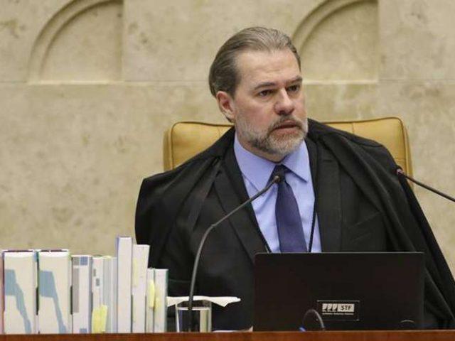 MPF afirma que decisão de Toffoli parou 935 investigações