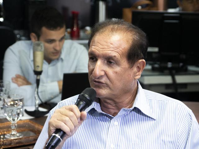 """Exclusivo: Hervázio diz que racha entre João e Ricardo é difícil de """"colar""""; veja vídeo"""