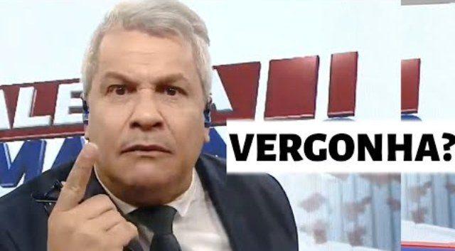 """""""Você sabe que a qualquer momento vai para a cadeia"""", diz apresentador Sikêra Júnior para Estela Bezerra; veja"""