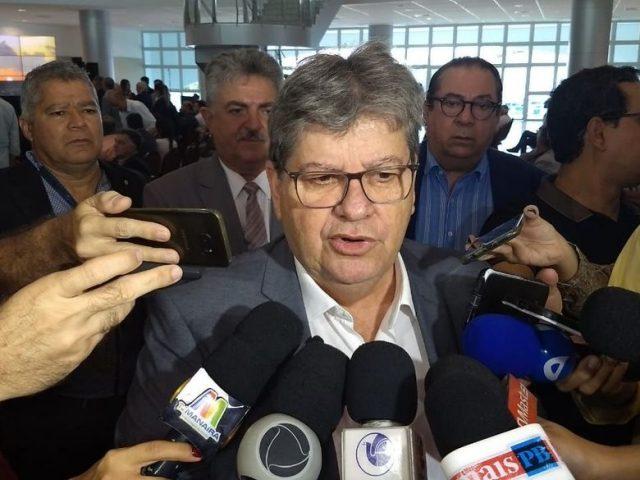 """João rebate conversa com empresa investigada na Lava Jato e diz estar """"tranquilo"""" com investigação; ouça"""